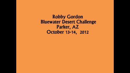 Team Speed Robby Gordon