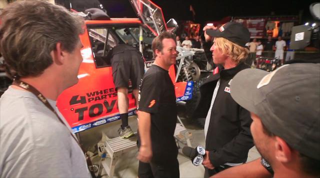 2013 Team SPEED Dakar Rally Stage 1