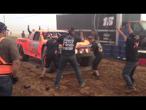 Robby Gordon: Baja 500 Final Pit Stop