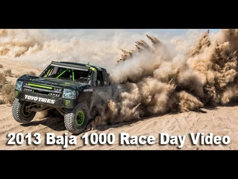 2013 Baja 1000 Race Highlights