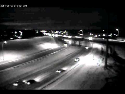 I-694 Bridge Crash--January 7, 2014