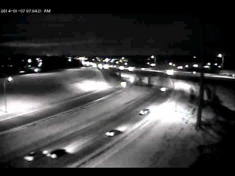 I-694 Bridge Crash--January 7, 2014