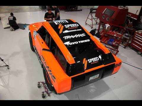 "2015 Robby Gordon ""Road To Dakar: Part 2"" - NBC Sports Network"