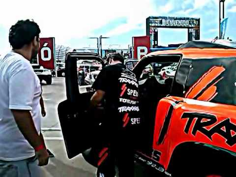 ROBBY GORDON- DAKAR VILLAGE- BS. AS. ARGENTINA 2015