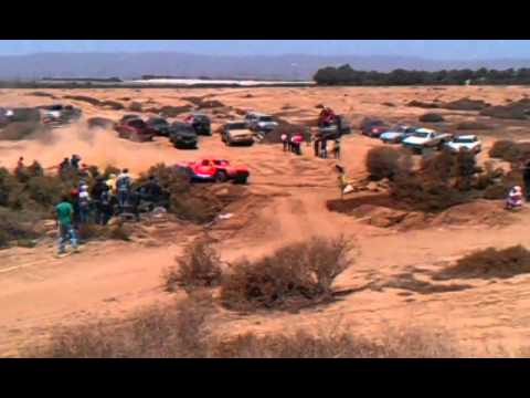 Robby Gordon Vs Jason Voss #Baja500 #CamaluRM165