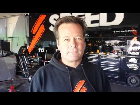 Robby Gordon Talks About The Texas NASCAR Brawl