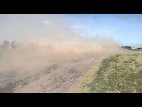 Dakar 2015 - Increíble salto de Robby Gordon