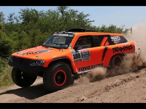 Rally Dakar 2016 Only V8 Pure Sound HD