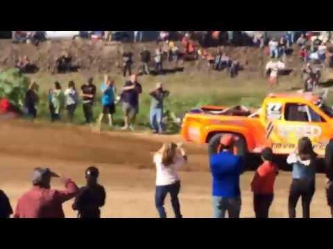 Robby Gordon in the Wash Baja 1000 2015