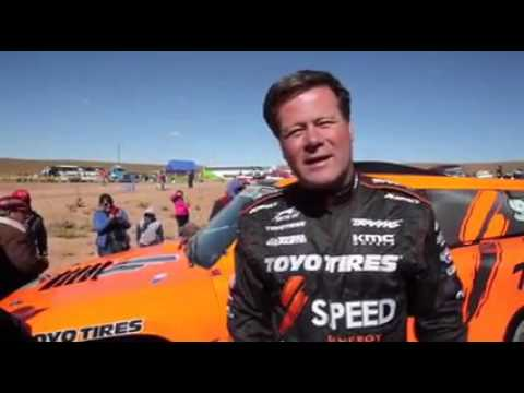 Robby Gordon Talks About Stage 6 & 7