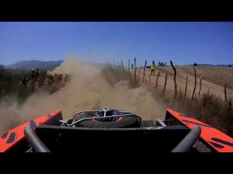 2017 Baja 500 Qualifying Robby Gordon