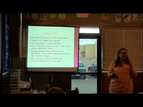 ElectroMagnetic Frequencies & Essential Oils From Scripture