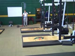 UAB's Strength Training Complex