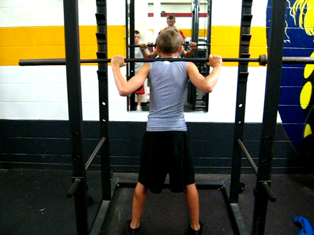 Youth Squat