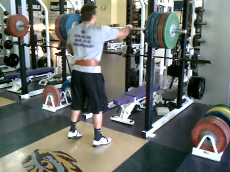 462 lbs squat SIDEVIEW.