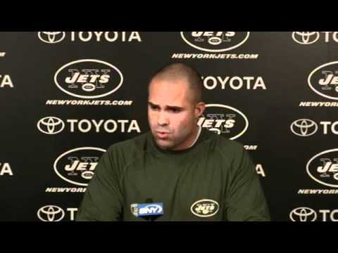 Jets coach Sal Alosi sorry, suspended