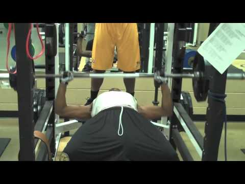 Southern Miss Friday Lift 2011