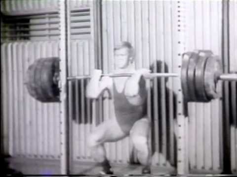 (04 of 10)Polish Olympic Weightlifting Methods & Techniques (1970s, English Language Dub)