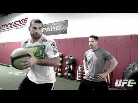 "UFC's Mauricio ""Shogun"" Rua Strength & Conditioning"