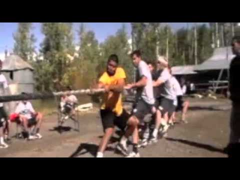 Colorado Mesa Wrestling Pre-Season Training