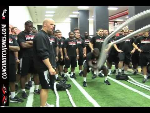 UC Strength Training:Toughness Workout