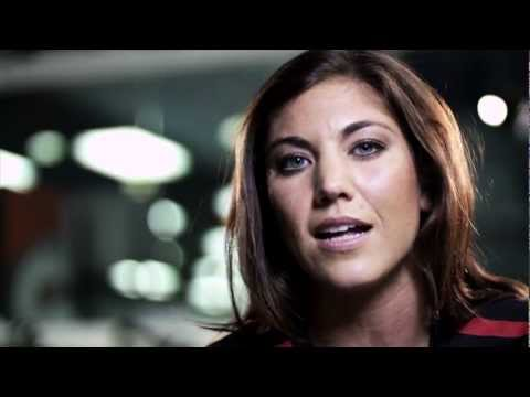 Inside the Edge - Hope Solo