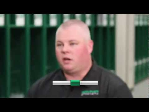 Nate Baukol, UND strength and conditioning coach