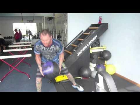 Chris Leben: Strength & Conditioning with Chris Ranes - UFC 155