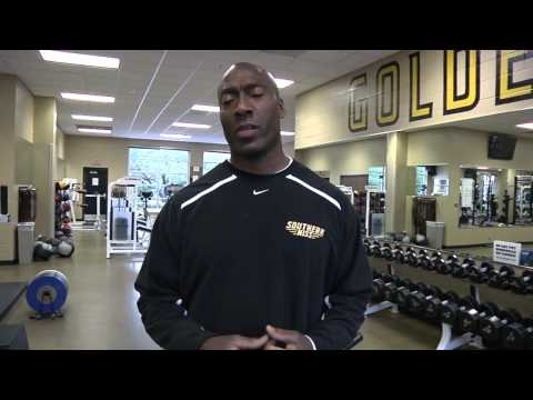 Behind the Scenes - Southern Miss Strength & Conditioning
