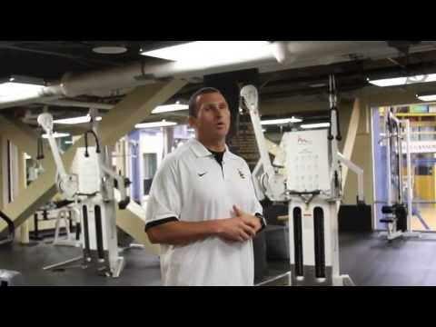 49er Features: Tour of Strength and Conditioning Complex