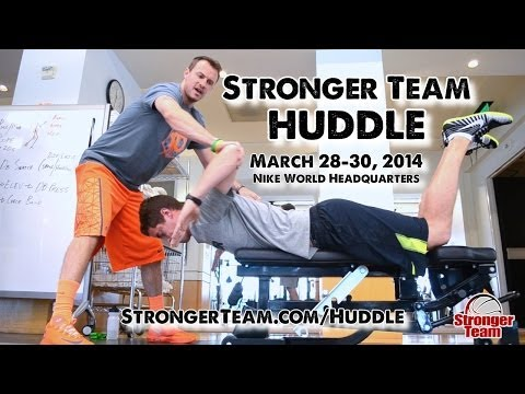 Stronger Team Huddle - March 28-30, 2014