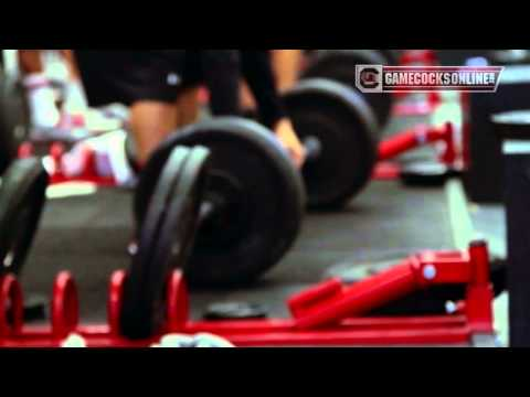 Gamecock Football Strength & Conditioning Inside Look