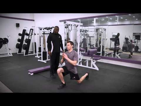 How to do forward and lateral lunges