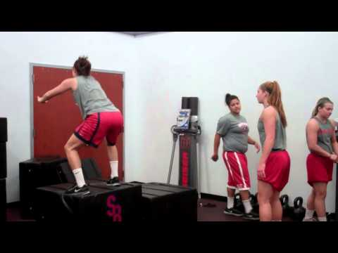 Stony Brook Women's Basketball Summer Training