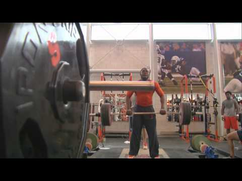 Syracuse Football 2015 Summer Workout