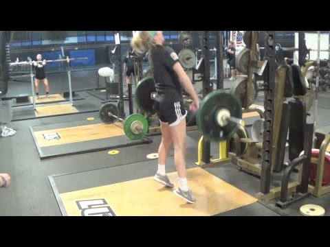 Lindenwood Women's Soccer Strength & Conditioning 2015
