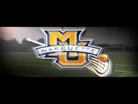 Marquette Sports Performance: Men's Lacrosse Testing Highlights Fall 2015