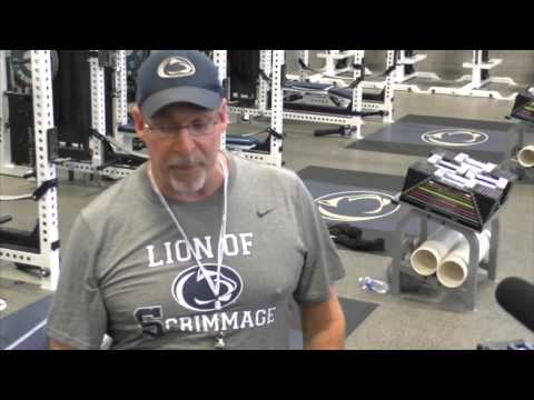 Penn State football: Head strength coach Dwight Galt