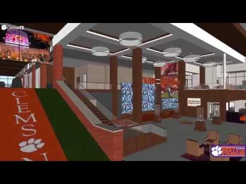 Introducing the New Clemson Football Complex