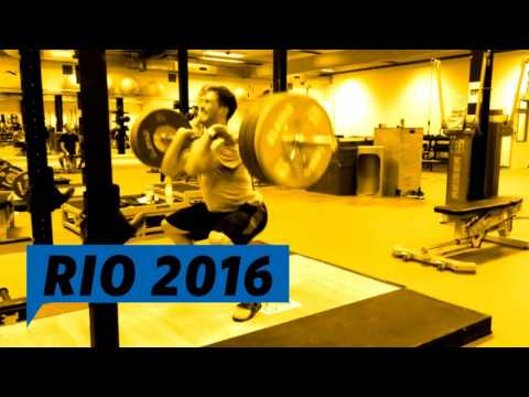 Strength Training preparation BMX team NL for Rio 2016 HQ