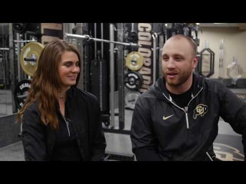 Interview with Colorado Volleyball Strength Coach Chris Sheck