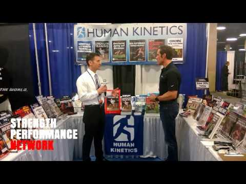 Interview with Human Kinetics at the 2017 NSCA Coaches Conference