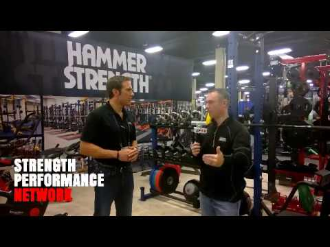 Interview with Hammer Strength at the 2017 NSCA Coaches Conference