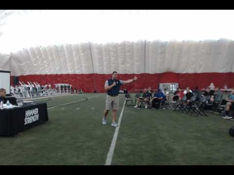 Mike Joseph - West Virginia Univ Director of Strength and Conditioning