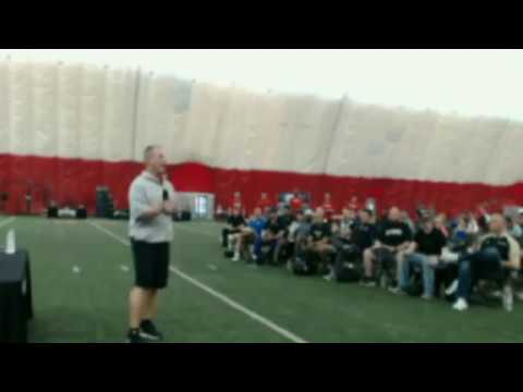 Mickey Marotti, Assistant AD for Football Sports Performance, The Ohio State University
