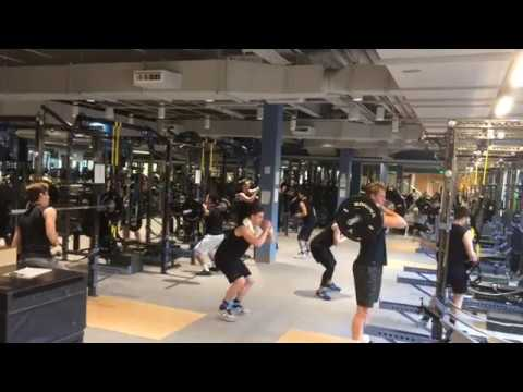 WWU Men's Soccer - Strength & Conditioning