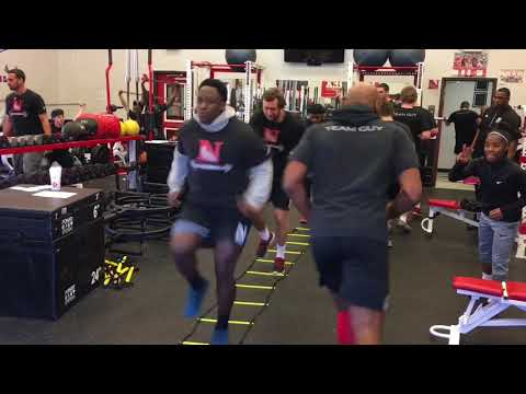Newberry Football Speed, Strength, and Conditioning Winter 2018