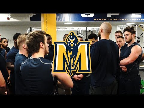 Murray State Racer Football - 2018 Strength and Conditioning