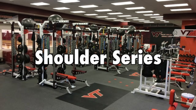 VT Women's Basketball Shoulder Series
