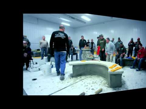 Hardscape Systems Class 2016 - 10 Set Up Applying Texture & Design